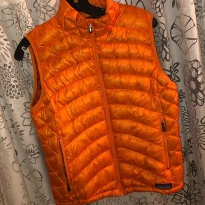 LIKE NEW Patagonia Down Vest